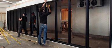 Commercial Refrigeration Installation Austin, TX