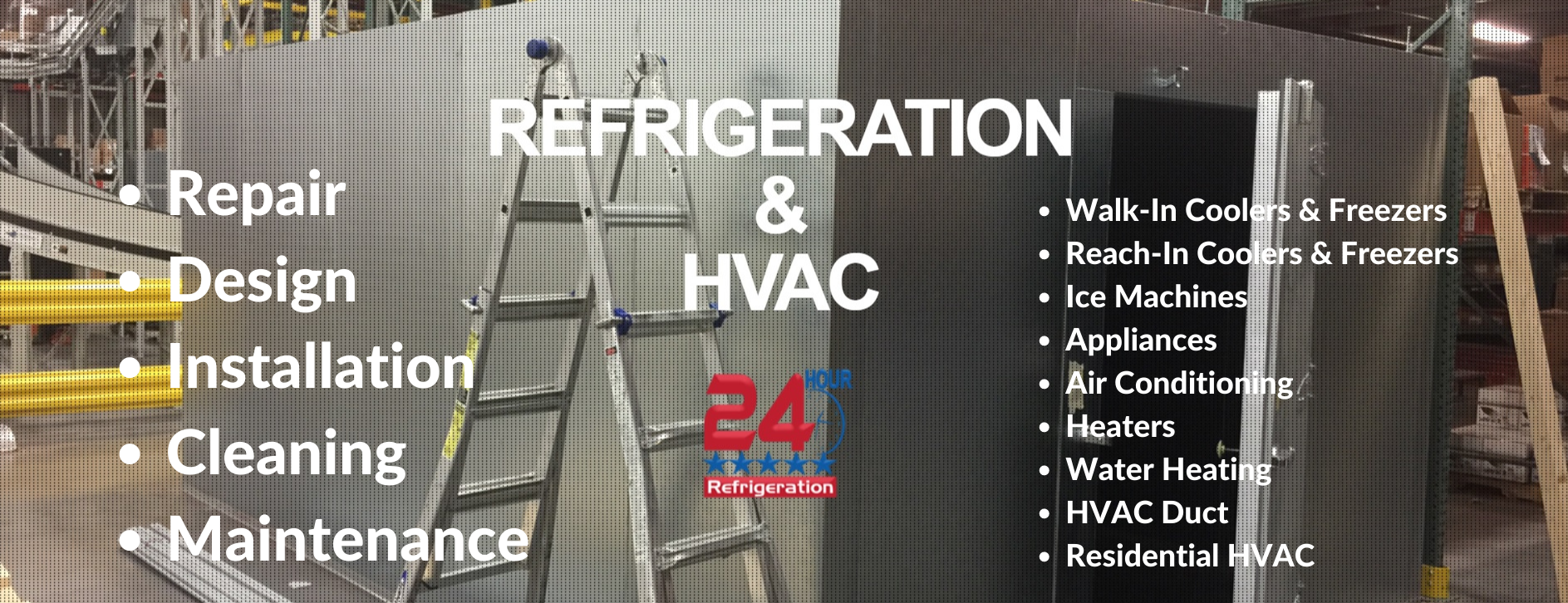 Atlanta, GA Commercial Refrigeration Services